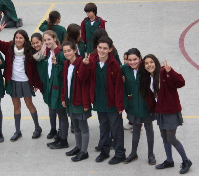 Uniforme escolar 2017